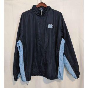3X Carolina Packable Windbreaker Raincoat